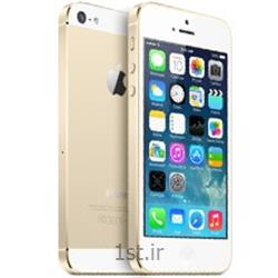عکس تلفن همراه ( موبایل ) APPLE 5S GOLD گوشی موبایل اپل آیفون 5 - 16 گیگابایت