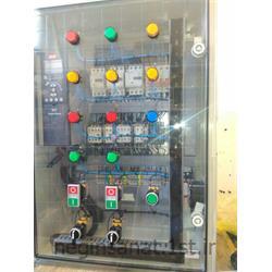تابلو برق بوستر پمپ دور متغیر دانفوس مدل 4 کیلو وات آکوا