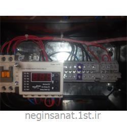 تابلو برق پمپ آب و کفکش و شناور ، الکتروموتور
