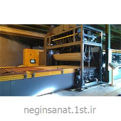 عکس خدمات تولید قطعات ماشین آلاتدستگاه شیشه سکوریت