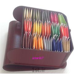 عکس جعبه بسته بندیجعبه چوبی چای (تی بگ)