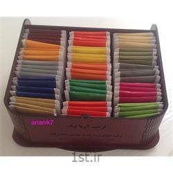 جعبه چوبی چای (تی بگ)