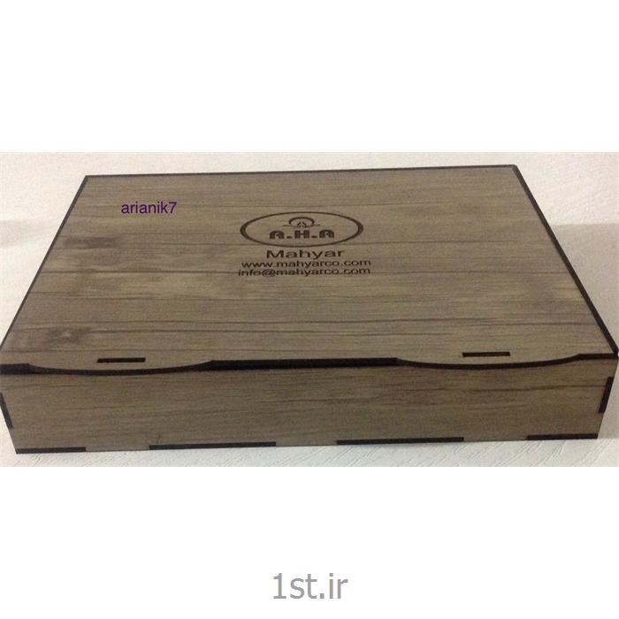 جعبه چوبی بسته بندی محصولات