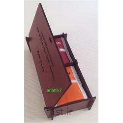 جعبه چوبی پالت دار کوچک