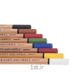 مداد رنگی 36 رنگ حرفه ای لیرا مدل آبرنگی
