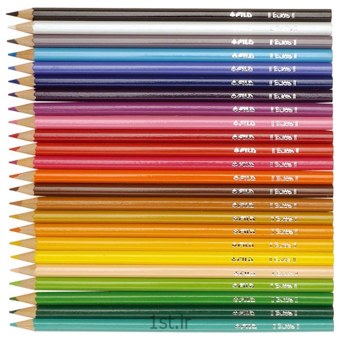 مداد رنگی 24 رنگ جیوتو<