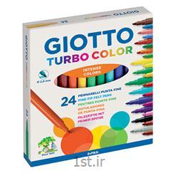 ماژیک رنگ آمیزی 24 رنگ جیوتو