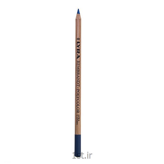 مداد رنگی 72 رنگ حرفه ای لیرا مدل پلی کالر<