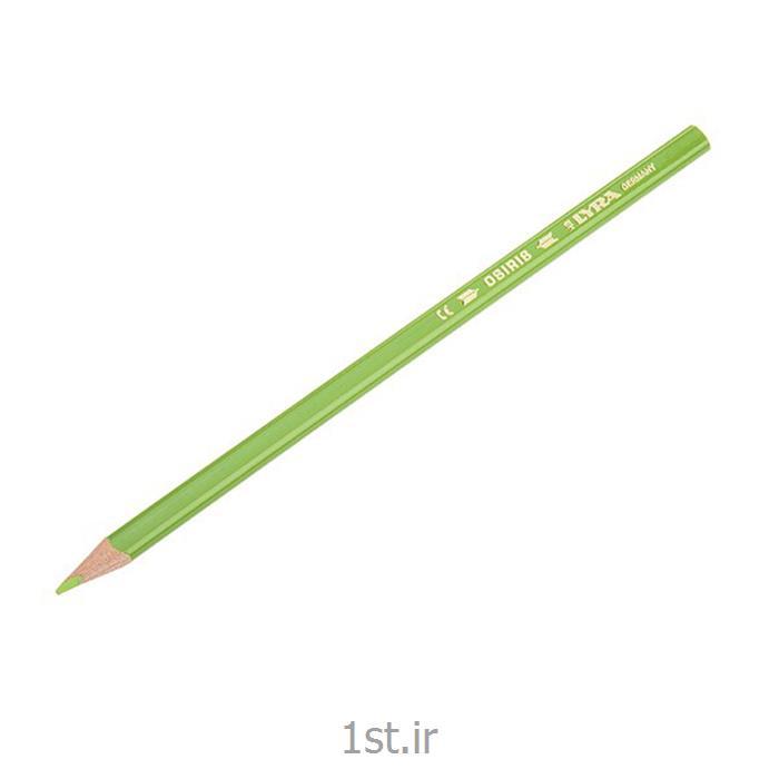 مداد رنگی 24 رنگ لیرا<