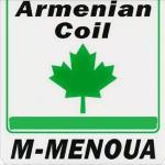 لوگو شرکت آرمنیان کوئل  armenian coil
