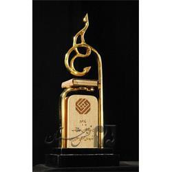 طراحی و ساخت تندیس جایزه کتاب سال جمهوری اسلامی ایران