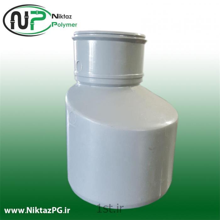 تبدیل پی وی سی (پلیکا) سایز 63*110 استانداردنیکتاز پلیمر