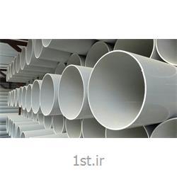 لوله پی وی سی (پلیکا) نیمه قوی سایز 400 میلیمتر استاندارد نیکتاز پلیمر