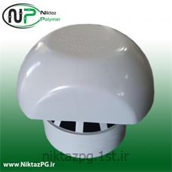 کلاهک پی وی سی (پلیکا) سایز 110 استاندارد نیکتاز پلیمر