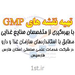 مشاوره و تهیه نقشه های GMP
