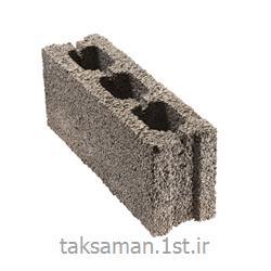 عکس بلوک های ساختمانیبلوک دیواری سبک 20*15*50 لیکا