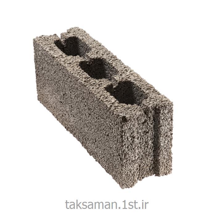 عکس بلوک های ساختمانیبلوک دیواری سبک 20*5/14*49 لیکا