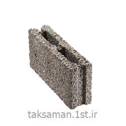 عکس بلوک های ساختمانیبلوک تیغه ای سبک 20*10*40 توخالی ته پر لیکا