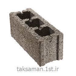 عکس بلوک های ساختمانیبلوک دیواری سبک 20*19*49 لیکا