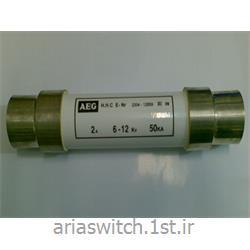 فیوز استوانه ای 7.2 کیلوولت