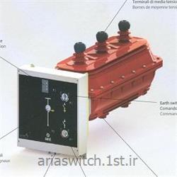 عکس سایر سوئیچ و کلید هاسکسیونر گازی سارل 36 کیلوولت