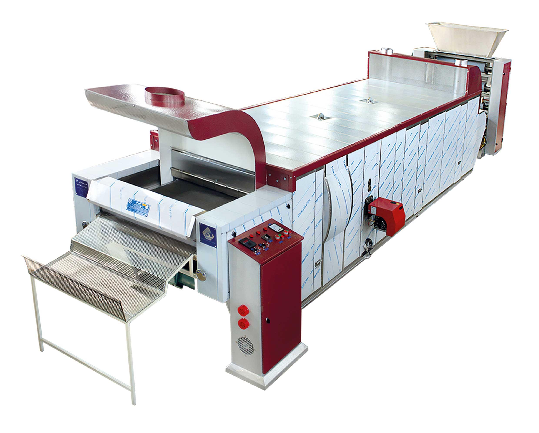 دستگاه تولید نان انبوه خشک صنعتی از شرکت ماشین سازی بوکاندستگاه تولید نان انبوه خشک صنعتی