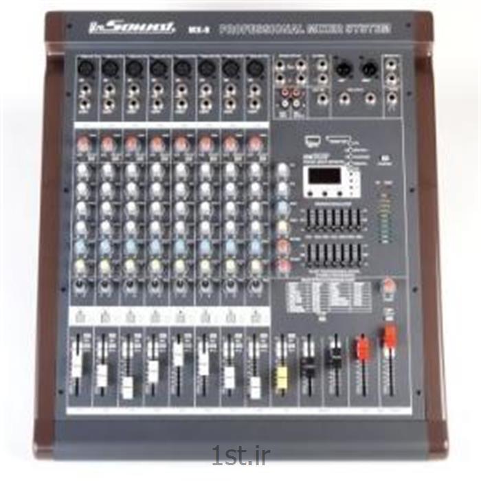عکس  آمپلی فایر ( Amplifiers ) میکسر 8 کانال PRO-SOUND مدل MX-8