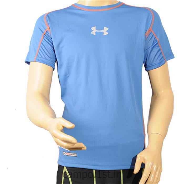 تی شرت آستین کوتاه مردانه ورزشی آندر آرمور (UNDER ARMOUR)
