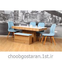 صندلی ناهار خوری راسپینا چوب راش