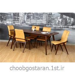 میز تبدیلی کد 63 پایه چوبی