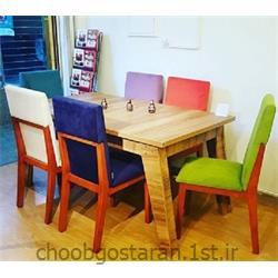عکس ست میز و صندلی آشپزخانه ( بار )صندلی ناهار خوری مدل اورانوس