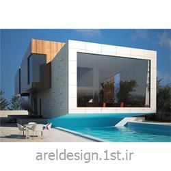 عکس طراحی ساختمانشرکت معماری آرل با رویکرد معماری مدرن