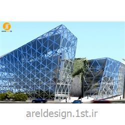 طراحی نمای ساختمان مسکونی Facade design
