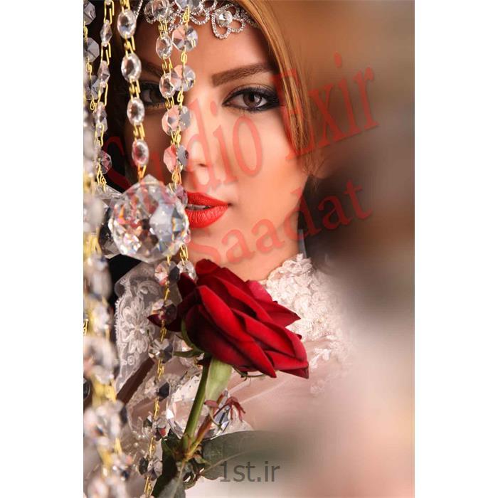 عکس خدمات فیلم، عکاسی و آتلیهاتلیه عروس و داماد ایرانی
