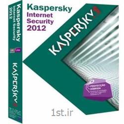 آنتی ویروس اینترنت سیکوریتی کسپرسکی 3user 2012