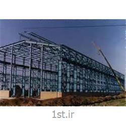 عکس سازه فلزی غیر فولادیطراحی ساخت و نصب سوله