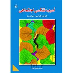 کتاب آسیب شناسی اجتماعی (جامعه شناسی انحرافات) نوشته هدایت الله ستوده