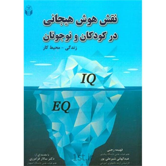 کتاب نقش هوش هیجانی در کودکان و نوجوانان، زندگی، محیط  کار نوشته رجبی