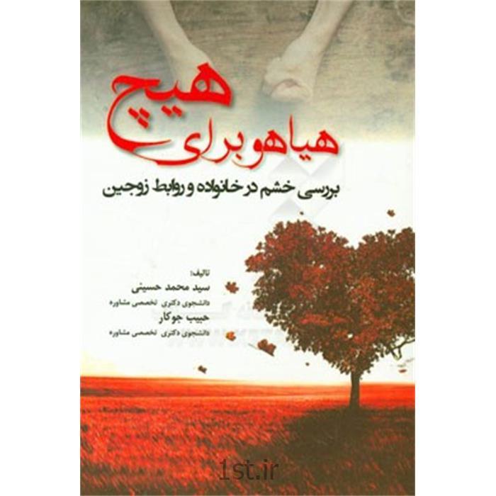 کتاب هیاهو برای هیچ نوشته سیدمحمد حسینی