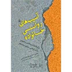 عکس کتابکتاب آسیب های روانی خانواده نوشته دکتر مهرانگیز شعاع کاظمی