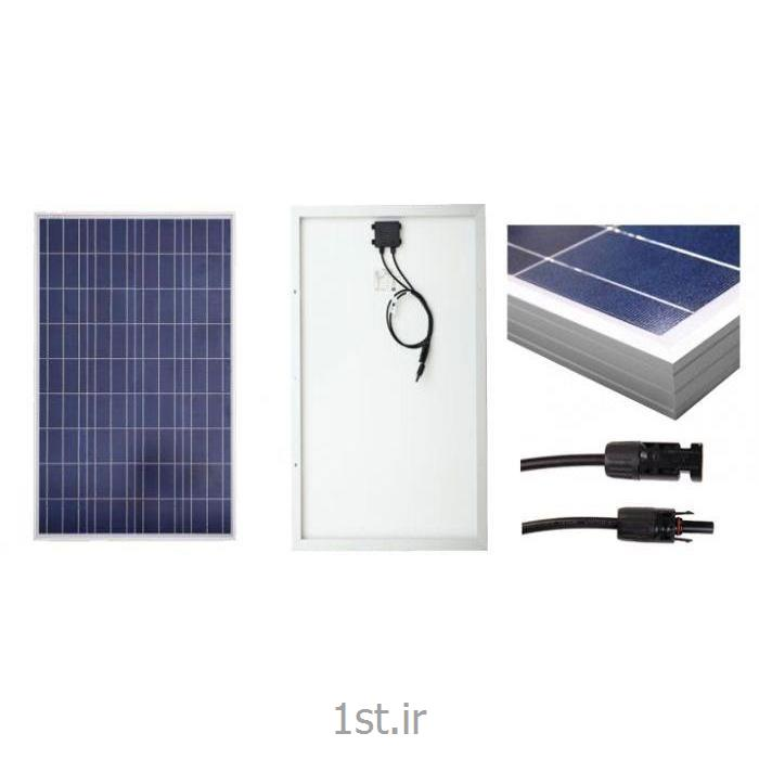 عکس سیستم های انرژی خورشیدیپنل خورشیدی 40 وات یینگلی