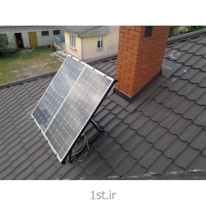 عکس سیستم های انرژی خورشیدیپنل خورشیدی 80 وات یینگلی