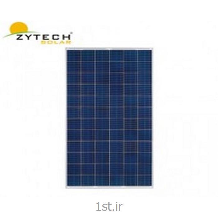 عکس سیستم های انرژی خورشیدیپنل خورشیدی 100 وات زایتک