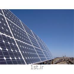 عکس سیستم های انرژی خورشیدیپنل خورشیدی 100 وات یینگلی