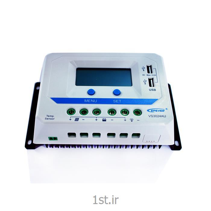 عکس شارژر خورشیدیشارژ کنترلر ای پی سولار EPSolar  VS4524AU
