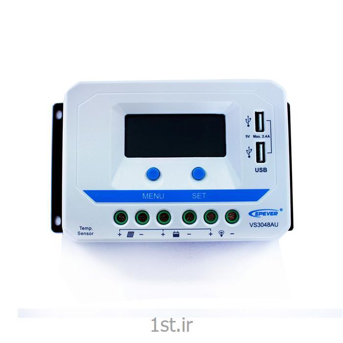 عکس شارژر خورشیدیشارژ کنترلر ای پی سولار EPSolar  VS3024AU