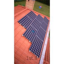 عکس سیستم های انرژی خورشیدیپنل خورشیدی 10 وات
