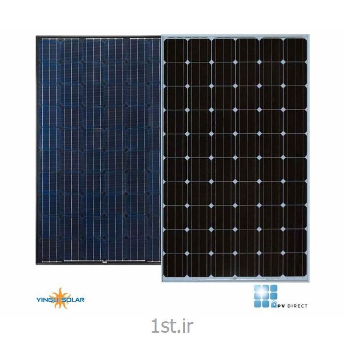 عکس سیستم های انرژی خورشیدیپنل خورشیدی 90 وات یینگلی