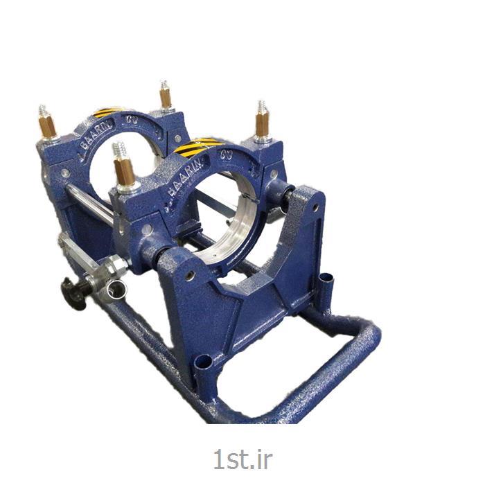 عکس دستگاه جوش لب به لب (دستگاه جوش سر به سر)دستگاه جوش 160 دستی پلی اتیلن بارینکو