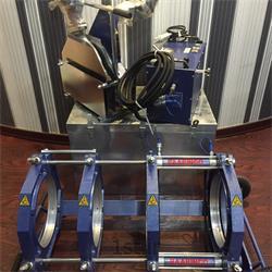 عکس دستگاه جوش لب به لب (دستگاه جوش سر به سر)دستگاه جوش ۳۱۵  هیدرولیک بارینکو